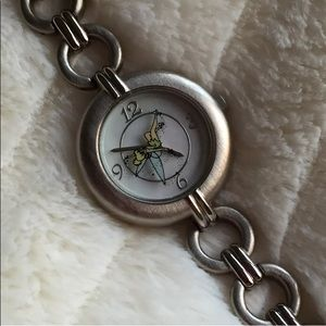 Vintage Seiko Disney Classics Tinkerbell Watch